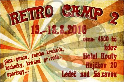 Retro camp 2016