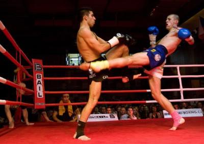 Můj 1. profi zápas (Muay Thai)