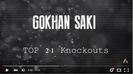 Motivační K.O. Gokhana Saki