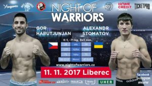 11.11.2017 Night of Warriors